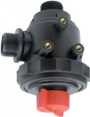 Suction Filter with Shut-Off Valve 8078005